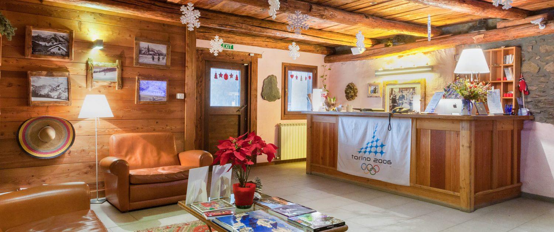 Hotel Chalet Faure, Sauze d'Oulx, Reception